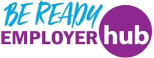 Be Ready Employer Hub logo