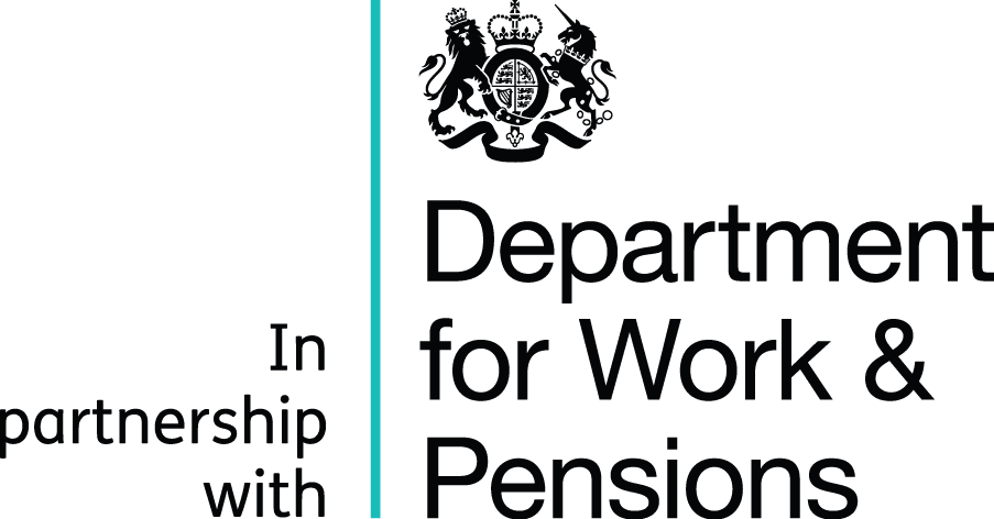 Logo of the Department for Work and Pensions