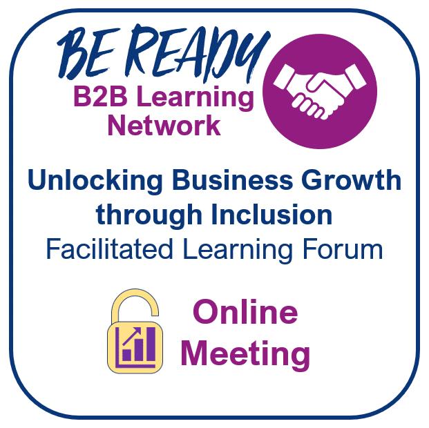 Logo for B2B Learning Network