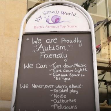 The Autism Friendly Toy Shop