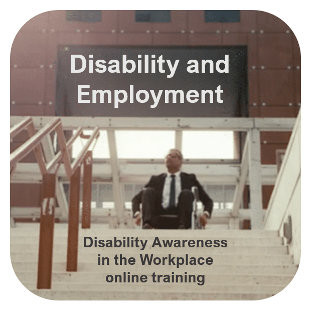 Disability and Employment Online Workshop Series